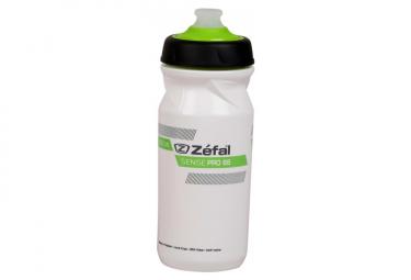 Bidon Zéfal Sense Pro 65 650 ml Blanc Vert
