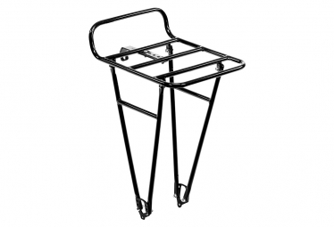 PELAGO Commuter Front Rack - Black - Medium