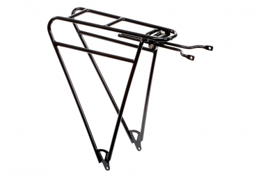 Image of Porte bagage arriere pelago commuter rear rack noir