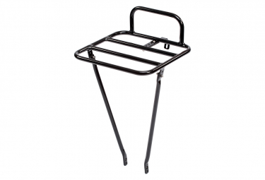 Pelago Utility Front Front Luggage Rack Black
