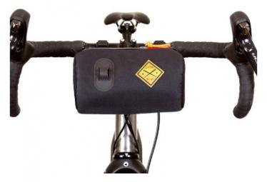 Restrap Canister Limited Run Black Handlebar Bag