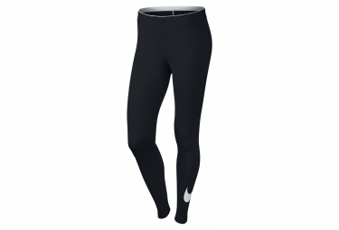 Nike Sportswear Black / White Women's Leggings