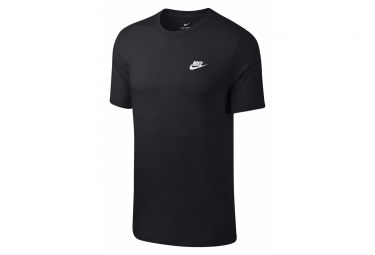 Nike Sportswear Club Black / White L