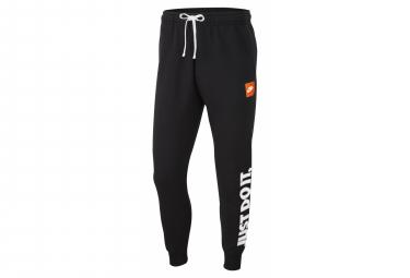 Pantalon de Survêtement Nike Sportswear Noir / Blanc
