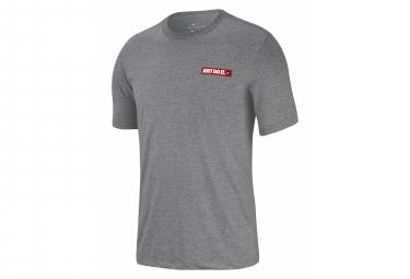 Nike Sportswear Just Do It Gray T-shirt