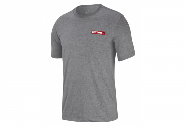 Nike Sportswear Just Do It camiseta gris