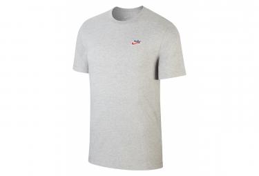Nike Sportswear Heritage DK Gray HEATHER L