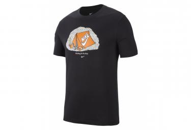 Nike Sportswear Black T-Shirt