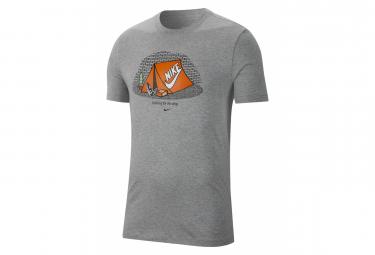 Nike Sportswear DK Gray T-shirt