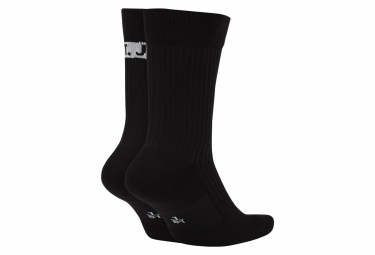 Paire de Chaussettes Nike SNKR JDI Noir