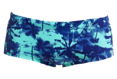 Funky Trunks Hawaiian Skies - Boxer Natation Homme