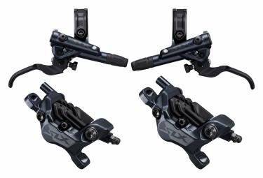 Pair of Brakes Shimano SLX M7120 M tal Ventil J-Kit (without disc) 170cm 95cm Black