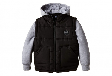 Jacket Fleece Garçon Blouson Noir Rip Curl