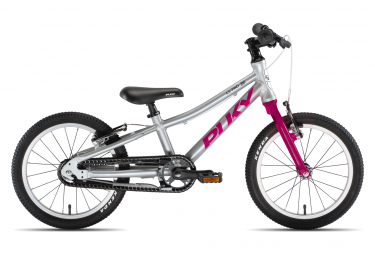 Vélo Enfant Puky S-Pro 16-1 Alu 16'' Argent / Violet 4 - 6 ans