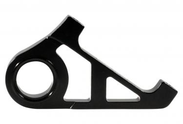 Adaptateur Frein à Disque Box pour Cadre Classique 140mm Noir
