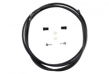 Kit tubo flessibile idraulico Promax Risolvi / DSK-923 2000mm Nero