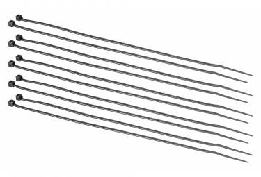 Necklaces Neatt 203x2.5mm x10 Black