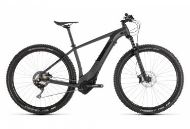 Electric Hardtail Cube Reaction Hybdrid SL Shimano XT 11S 27.5'' 2019