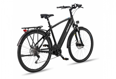 BH City Pro Hybrid Bike Noir