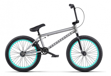 BMX Freestyle WeThePeople Arcade Chrome 2020