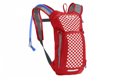 Children's Hydration Backpack Mini MULE 1.5L Red