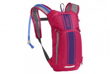 Children's Hydration Backpack Mini MULE 1.5L Pink / purple
