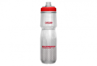 Camelbak Podium Ice 600ml X1 Gray Red Canister