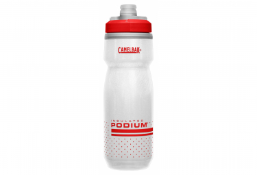 Camelbak Podium Chill 0.6L Can White / Red