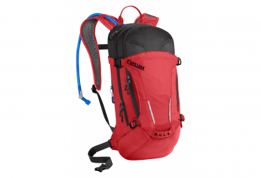 Hydration Backpack MULE 3L Red / Black