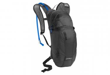 Black Lobo 3L Hydration Backpack