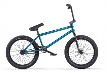 BMX Freestyle WeThePeople Crysis Blue 2020