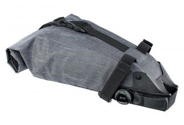 Evoc Saddle Bag Seat Pack Boa Carbon Grey L