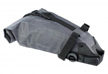 Sacoche de selle EVOC SEAT PACK BOA carbon Gris