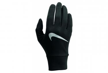 Gants femme Nike Light Tech Running Noir