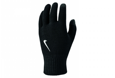 Nike Knitted Tech and Grip Gloves Black