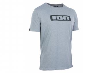 T-shirt Technique Manches Courtes Ion Seek DR Gris
