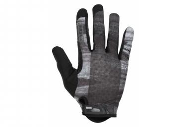 Long Gloves ION Traze Gray