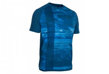 ION Traze AMP Short Sleeve Jersey Blue