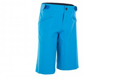 Short Ion Scrub Amp Mujer Azul S