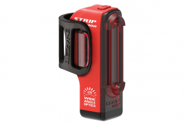 Lezyne Strip Drive Pro Rear Light Red