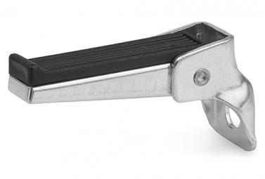 Universal foldable footrest Bobike Black (axle mount) 1119