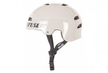 Helmet Bolt Fuse Alpha Brillant Gray