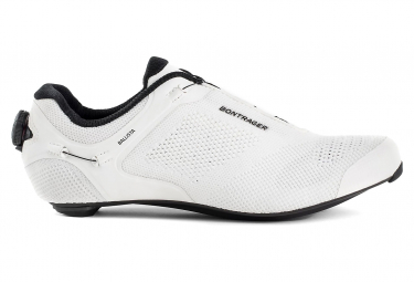 Chaussures Route Bontrager Ballista Knit Blanc