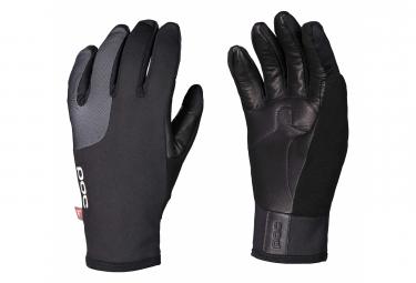 Gants Longs Poc Thermal Noir