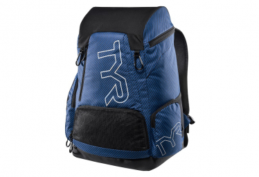 Backpack TYR ALLIANCE 45L BACKPACK Team Carbon Blue