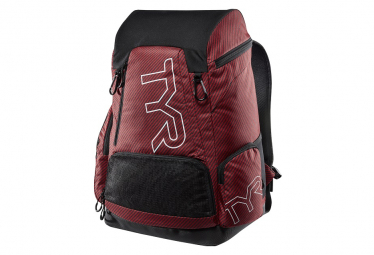 TYR ALLIANCE 45L BACKPACK Team Red