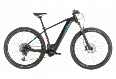 Cube Hardtail Electric MTB Reaction Hybrid EX 625 29 Sram SX Eagle 12s Black / Blue 2020