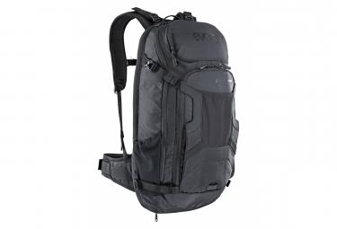 Evoc Fr Trail E Ride 20l Backpack Black Grey M L