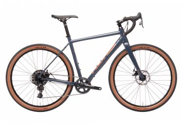 Gravel Bike Kona Rove NRB Sram Apex 11V 650b Blu/Gold 2019