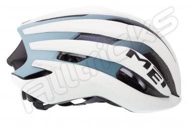 MET RACE TRENTA Helmet Blanc Ivoire Grey